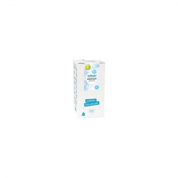 Detergent vase lichid BIO sensitiv 5l Sodasan [0]