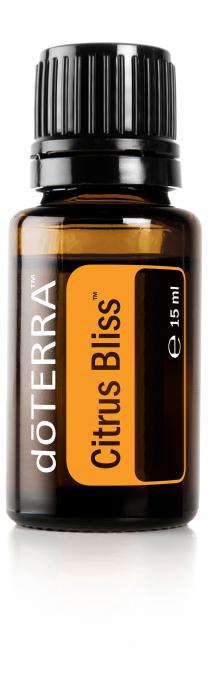 doTerra Citrus Bliss - blend de uleiuri esentiale pentru energizare si revigorare 15ml [0]