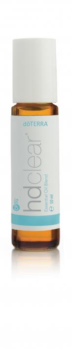 doTerra HD Clear - roll-on cu un blend de uleiuri esentiale pentru acnee 10ml [0]