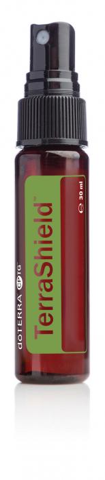 doTerra TerraShield - blend de uleiuri esentiale anti insecte cu pulverizator 30ml [0]