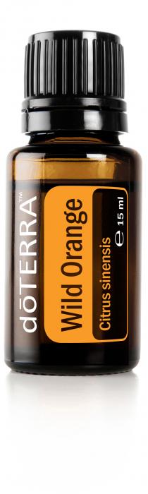 doTerra Wild Orange - ulei esential de portocala salbatica 15ml [0]