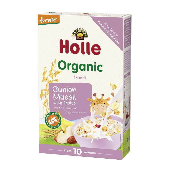ECO Mix din 3 cereale si fructe pentru copii 250g [0]