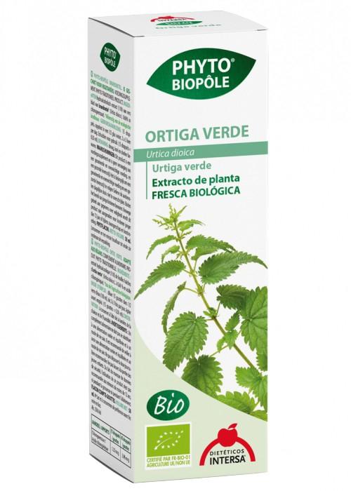 Extract BIO de urzica verde, 50ml cu picurator [1]