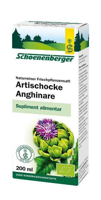 Extract de Anghinare  BIO Schoenenberger 200ml [0]