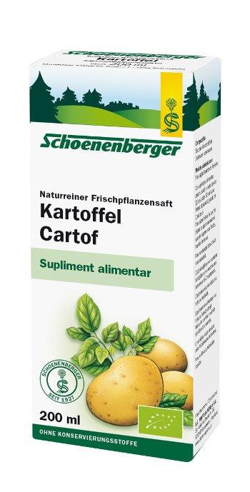 Extract de Cartof BIO Schoenenberger 200ml [0]