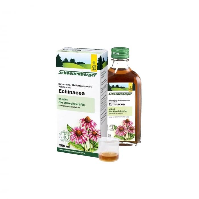 Extract Natural de Echinaceea Schoenenberger 200ml [0]