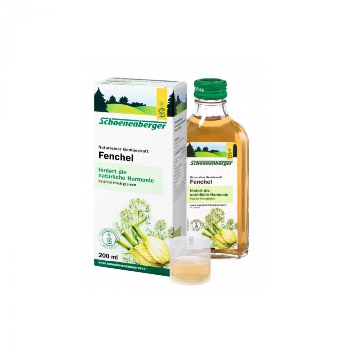 Extract Natural de Fenicul Schoenenberger 200ml [0]