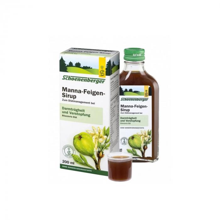 Extract Natural de Frasin & Smochin  Schoenenberger 200ml [0]