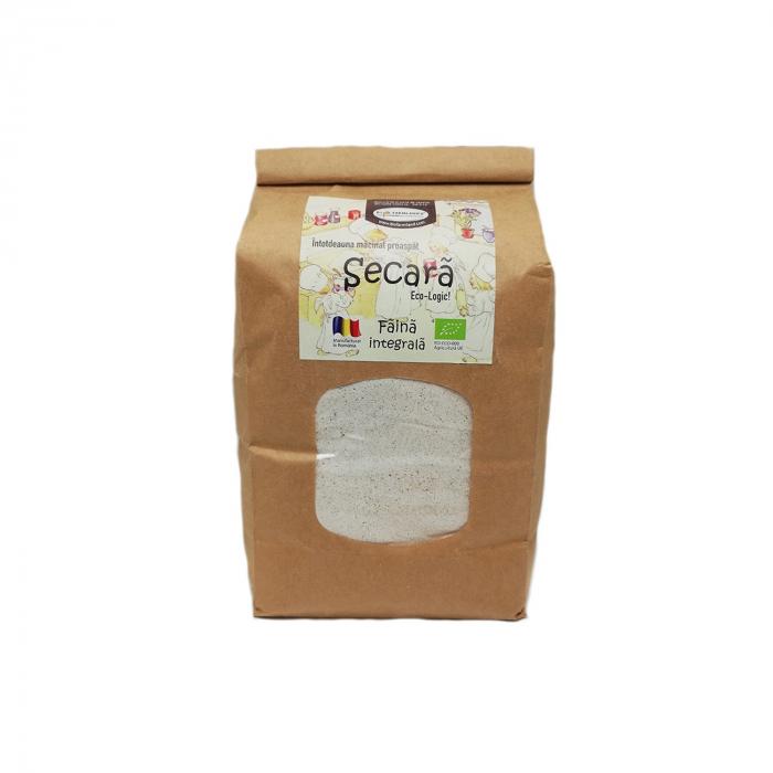 Făină integrală de secară BIO, 1 kg Biofarmland [0]