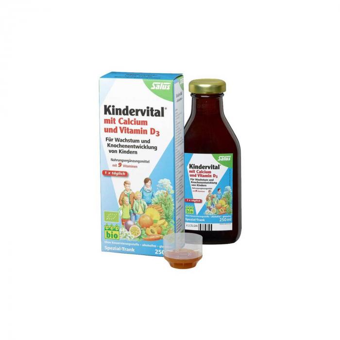 Floradix Kindervital [0]