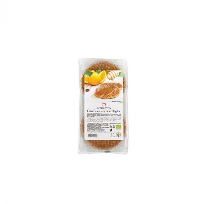 Gaufre cu miere ECO 175g longevita [0]
