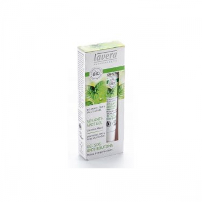 Gel BIO anti-acneic, 15ml Lavera [0]