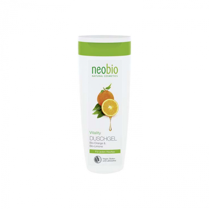 Gel de dus Vitality ecologic NeoBio 250ml [0]