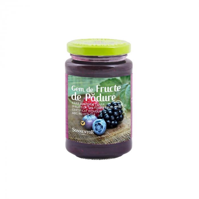 Gem (Fara Zahar) De Fructe De Padure 250G ECO [0]