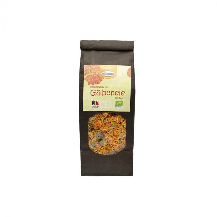 Ceai de Gălbenele (calendula officinalis) BIO, 50 g [0]