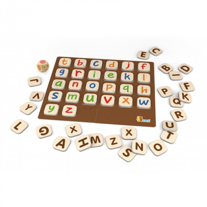 Joc Invata alfabetul [2]