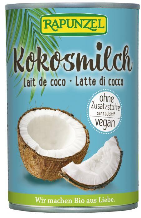 Lapte de cocos bio, 1L Rapunzel [0]