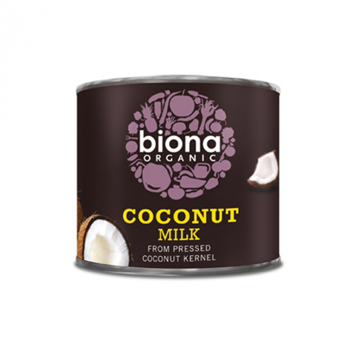 Lapte de cocos BIO 200ml Biona [0]