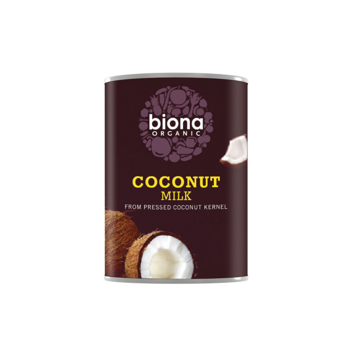Lapte de cocos BIO 400ml Biona [0]