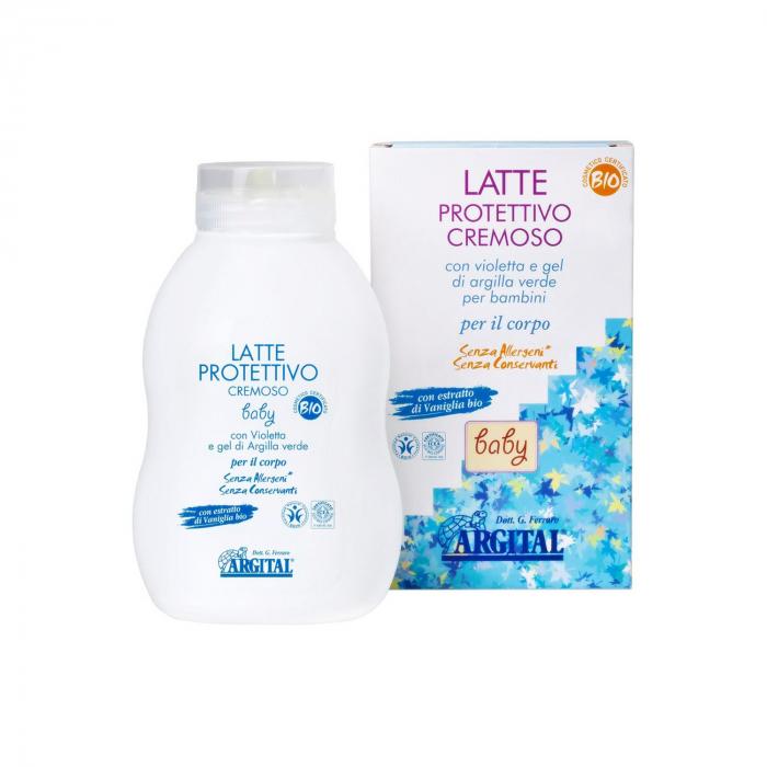 Lapte protector pentru copii, 150 ml [0]