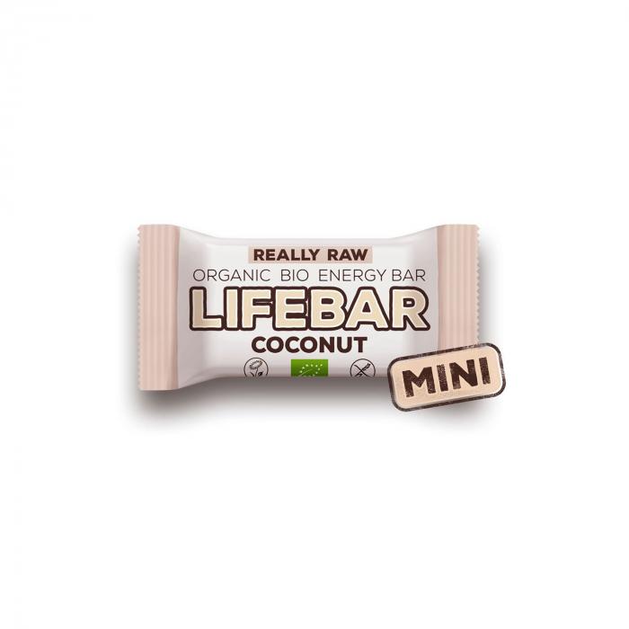 Lifebar baton cu cocos raw BIO 25g [0]