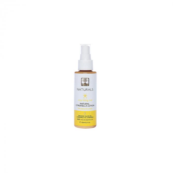 Lotiune citronella anti tantari, capuse si insecte pentru toata familia 100 ml [0]