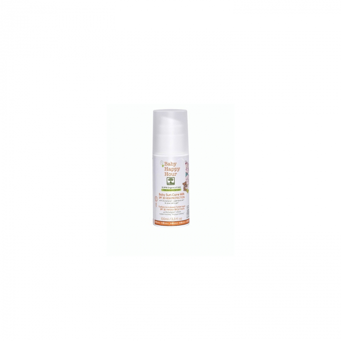 Lotiune protectie solara pentru copii si bebelusi SPF 30 100 ml [0]