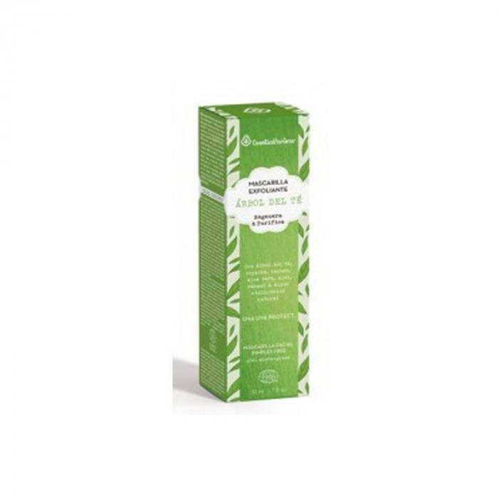 Mască exfolianta cu arbore de ceai, 50 ml, Esential'arôms [0]