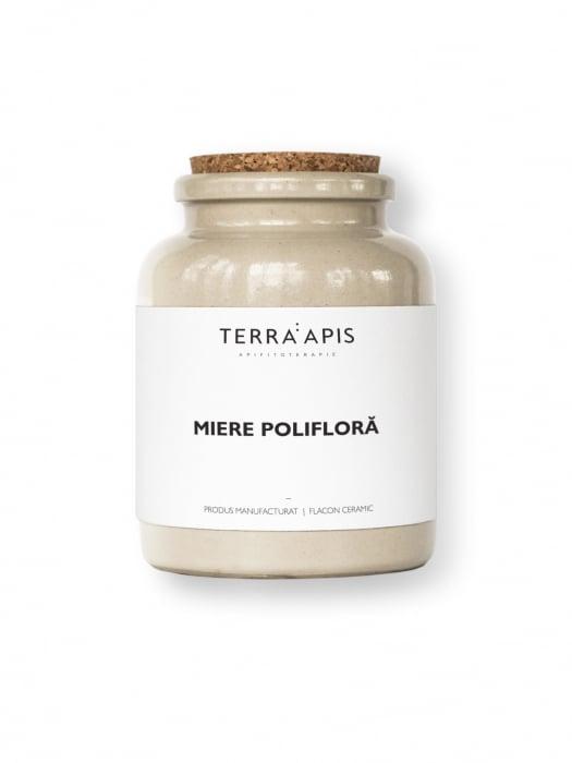 Miere cruda poliflora 400/815g [0]