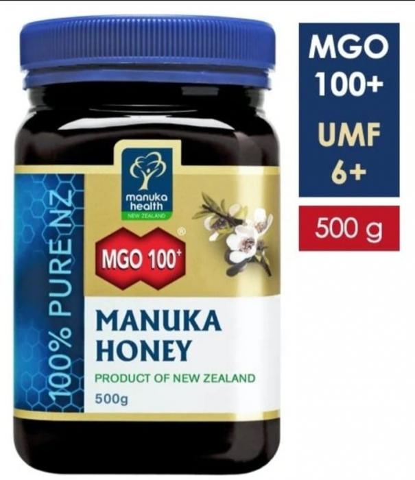 Miere de Manuka MGO 100+ UMF 6+ (500g) [0]