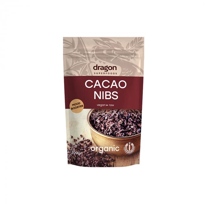 Miez din boabe de cacao criollo BIO 200g [0]