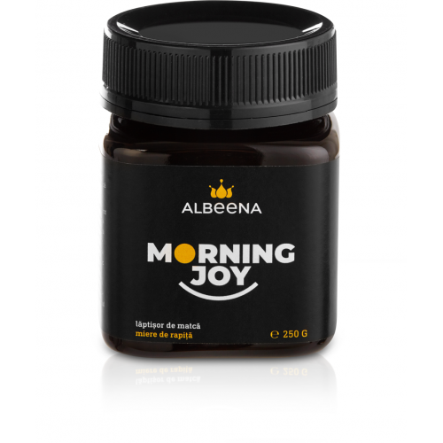 Morning Joy – mix cremos miere si laptisor de matca pur 250g [0]