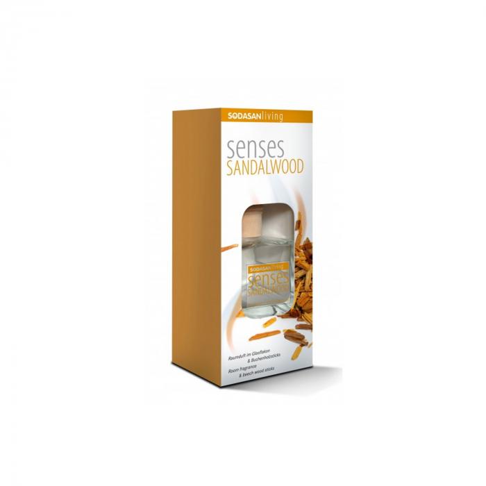 Odorizant de camera BIO Senses Lemn de Santal 200 ml [0]