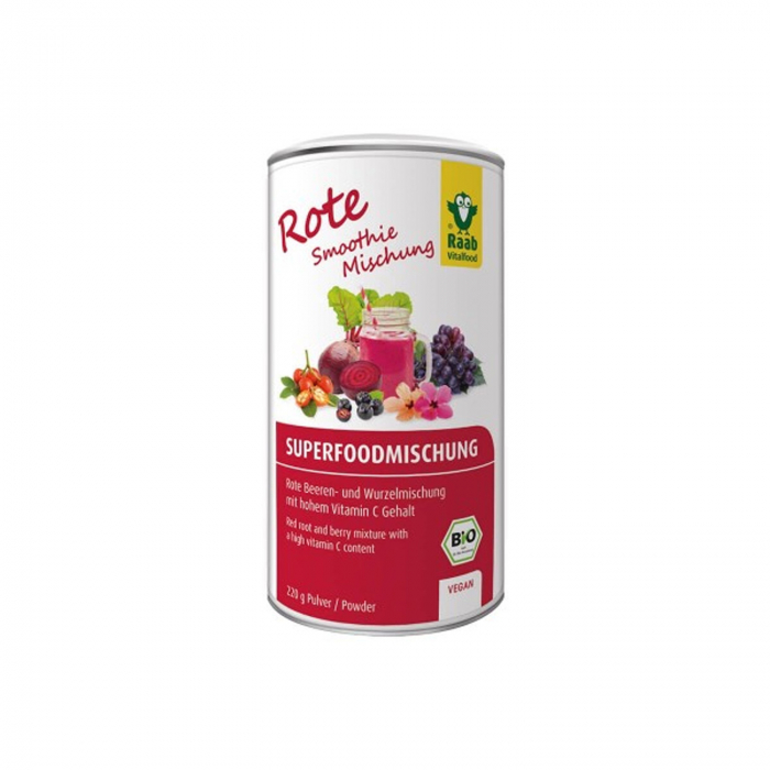 Organic Red Superfood Mix Bio 220G [0]