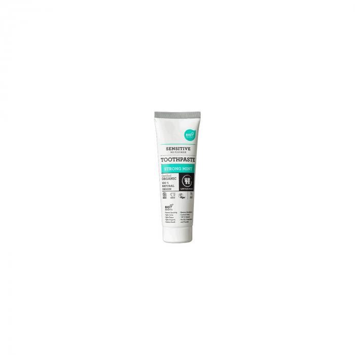 Pasta de dinti BIO cu menta pentru albire si dinti sensibili  75 ml [0]