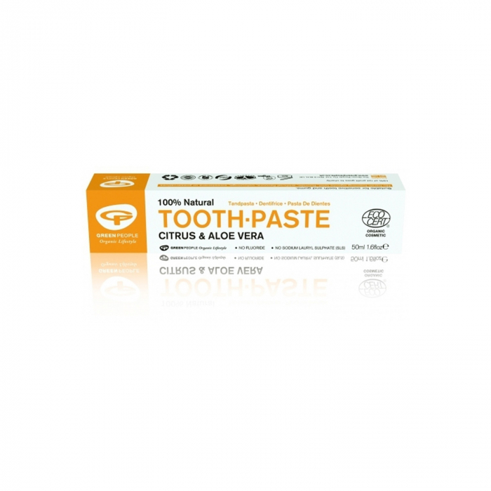 Pasta de dinti cu citrice, homeopata [0]