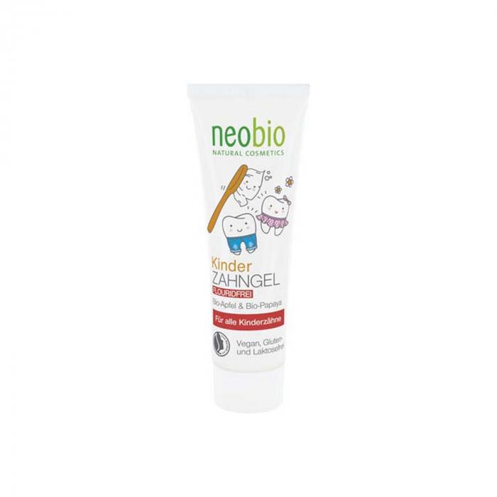 Pasta de dinti gel pentru copii NeoBio 50ml [0]