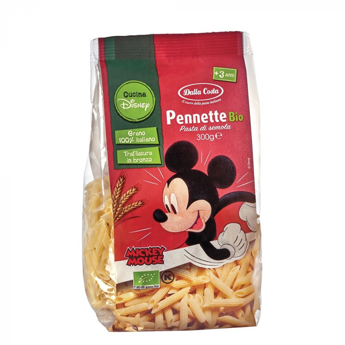 Paste bio Disney pennette 300g [0]