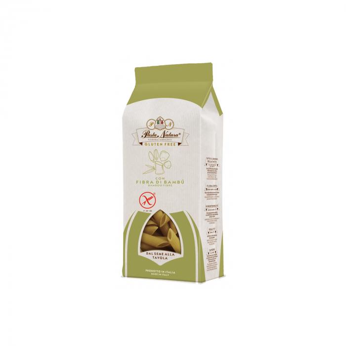 Paste maccheroni cu bambus FARA GLUTEN 250g [0]