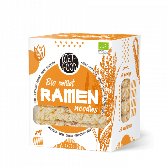 Paste Ramen Bio 100% mei 280g [0]