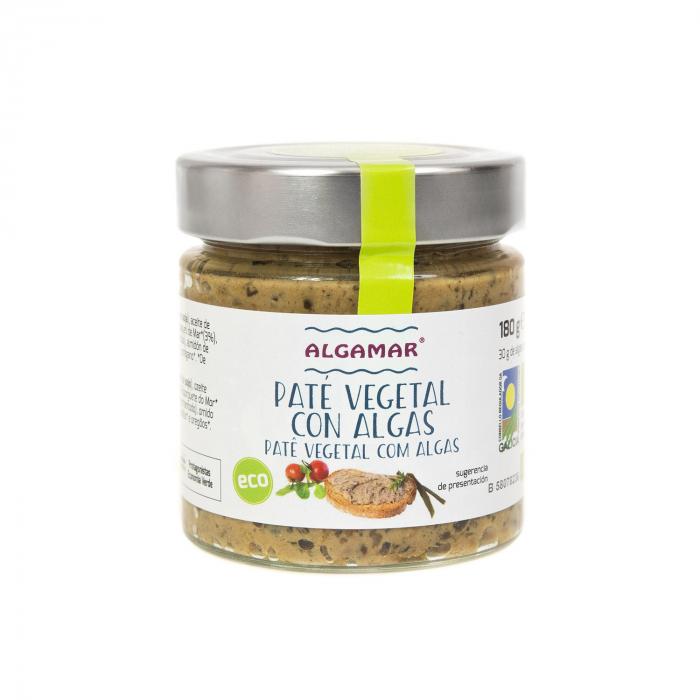 Pate Vegetal Cu Alge Marine Bio 200G [0]