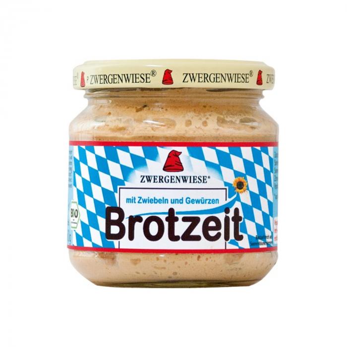 Pate vegetal Zwergenwiese cu ceapa si condimente FARA GLUTEN Zwergenwiese 180g [0]