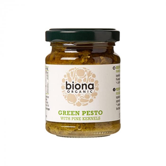 Pesto Verde Bio 120Ml [0]