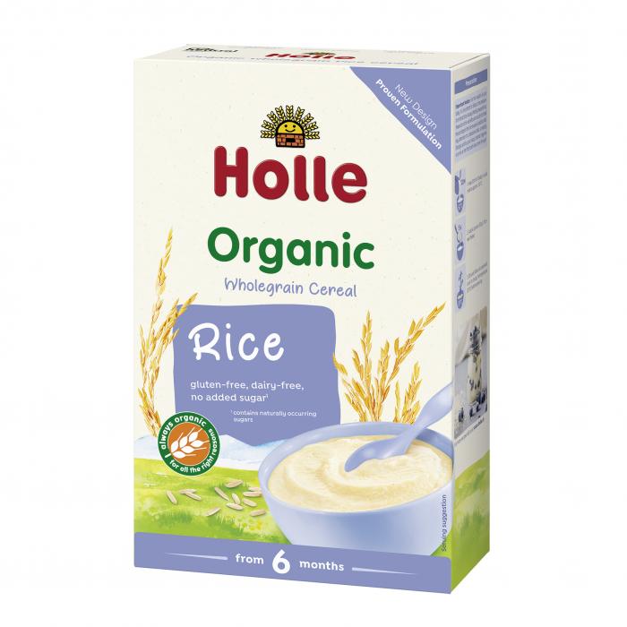 Piure BIO din orez organic 250g [0]