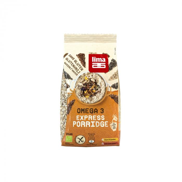 Porridge express omega 3 BIO FARA GLUTEN 350g [0]