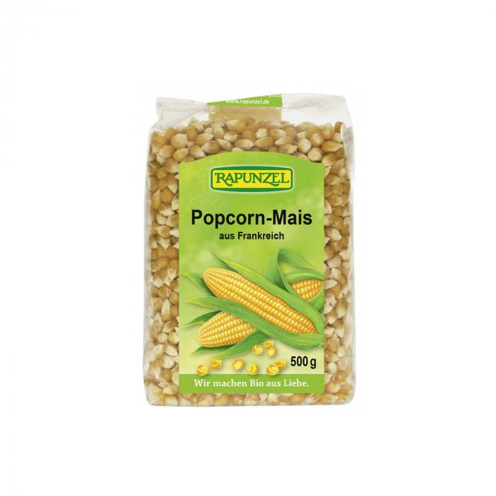Porumb pentru popcorn BIO Rapunzel 500g [0]