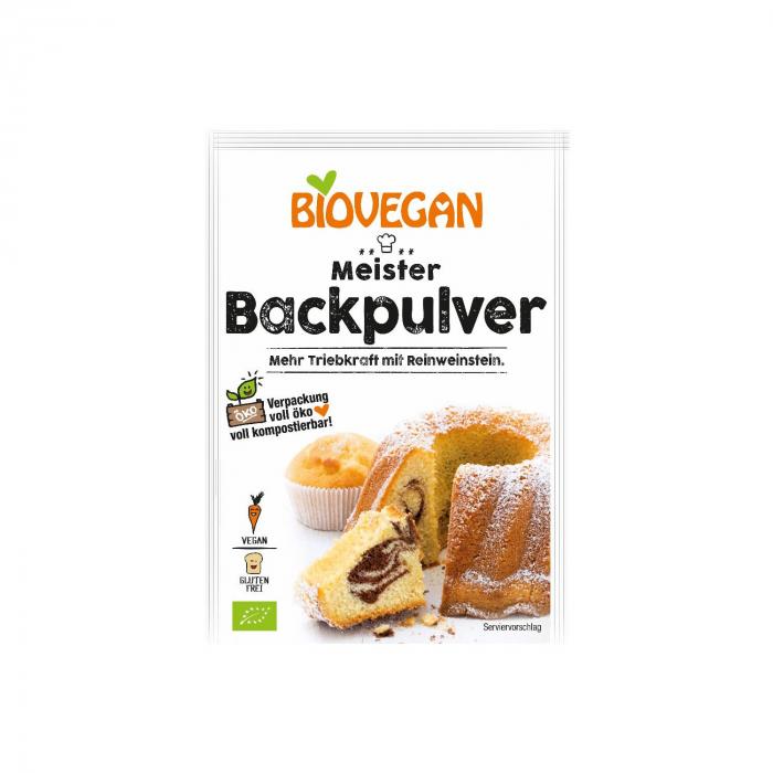 Praf de copt eco fara gluten Biovegan 3x17g [0]