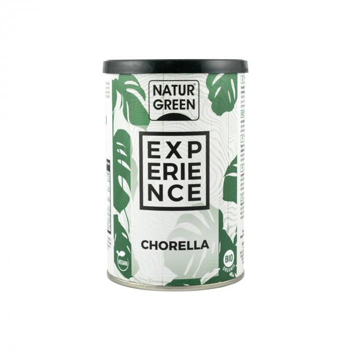 """Pudra BIO de chlorella """"Experience""""  165 g Natur Green [0]"""