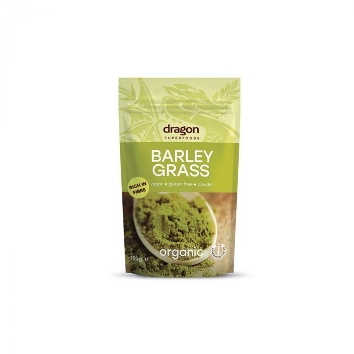 Pulbere de orz verde raw BIO 150g  [0]
