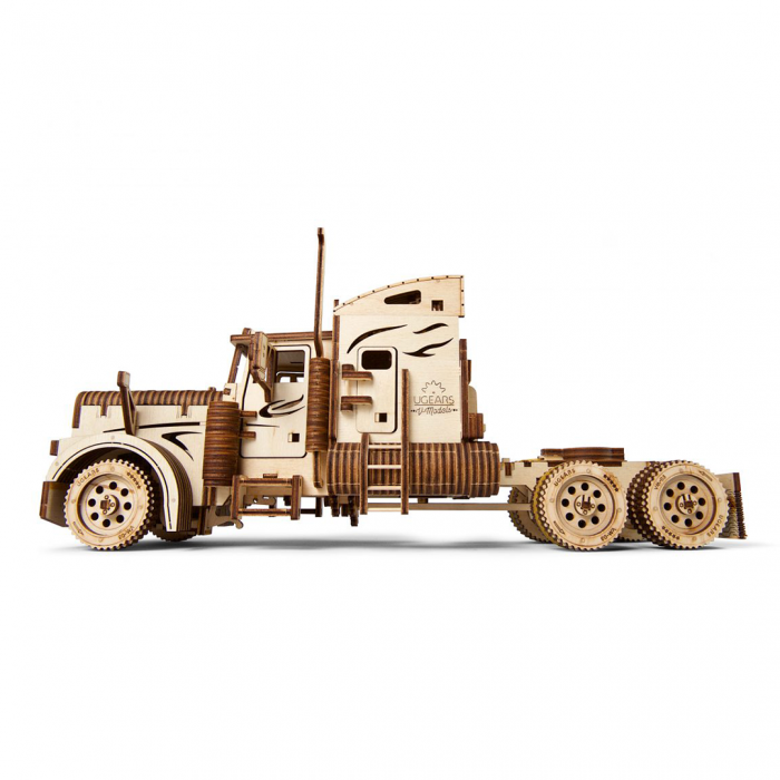 Puzzle 3D din lemn - Camion VM-03 [0]
